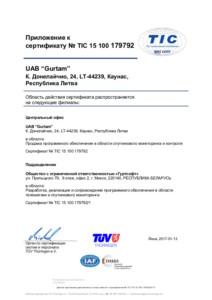 ISO 9001 Gurtam 2