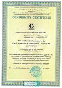 ISO 9001 Pani 2